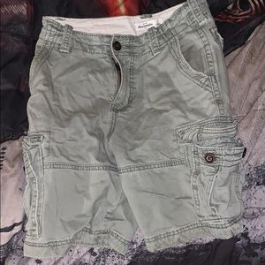 Boys Abercrombie and kids shorts